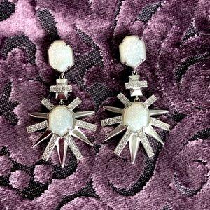 KENDRA SCOTT ALLIE Earrings Druzy
